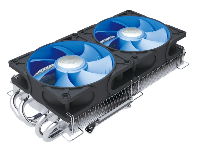 Imagine Ventilatoare sistem, Coolere, Solutii de racire