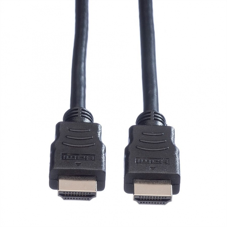 Imagine Cablu HDMI cu Ethernet T-T v1.4 10m, Value 11.99.5546-1