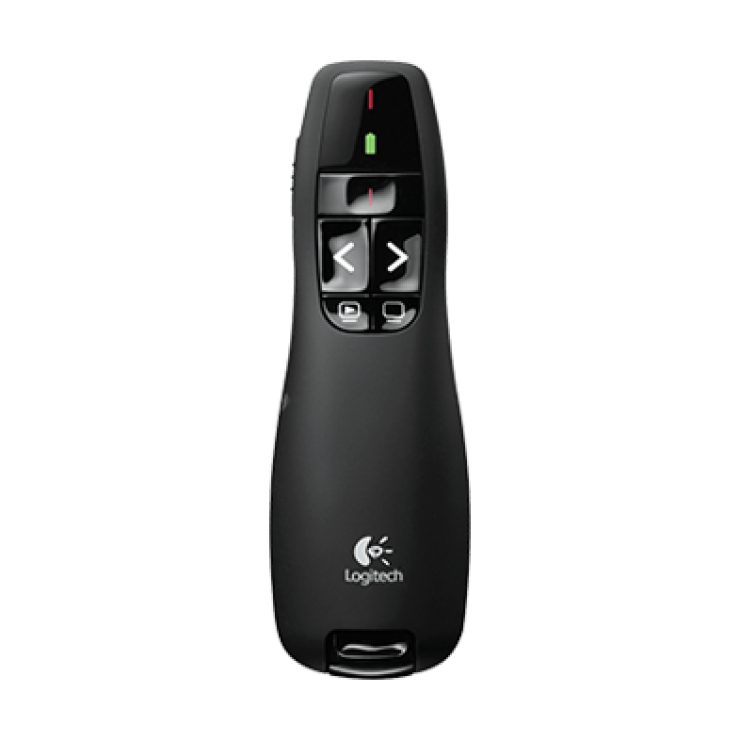 Imagine Wireless presenter R400, Logitech