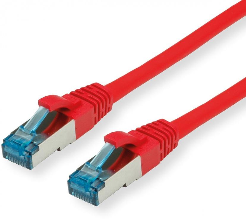 Imagine Cablu retea S-FTP cat 6a rosu 7m, Value 21.99.1926