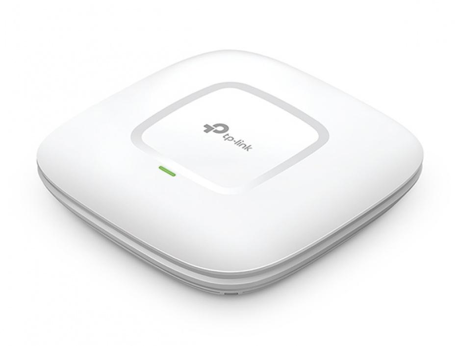 Imagine Access Point Wireless Dual Band AC1750 Gigabit cu posibilitate de montare pe tavan, TP-LINK EAP245