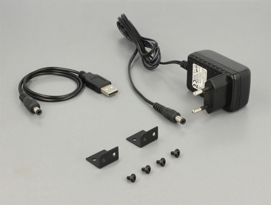 Imagine Extractor audio HDMI Stereo / 5.1 Channel 4K, Delock 62692-2