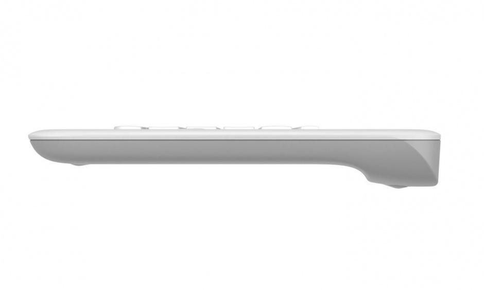 Imagine Tastatura wireless cu Touchpad K400 Plus Alb, Logitech
