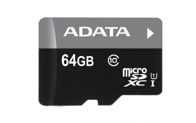 Imagine Secure Digital Card micro SDXC 64GB class 10 ADATA