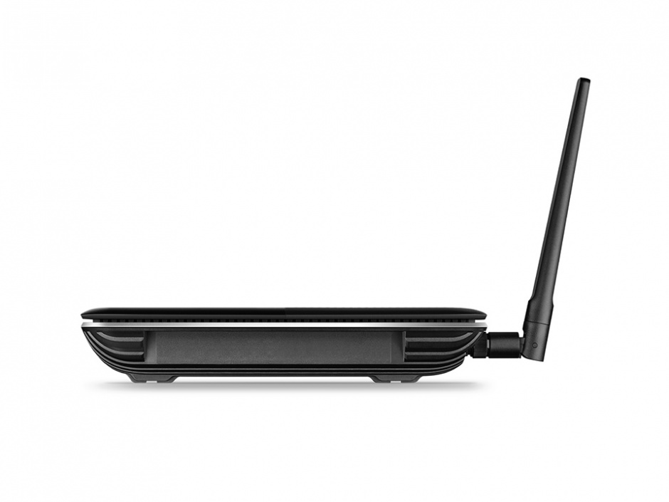 Imagine Router 4 porturi wireless AC Dual Band Gigabit, TP-LINK Archer C3150
