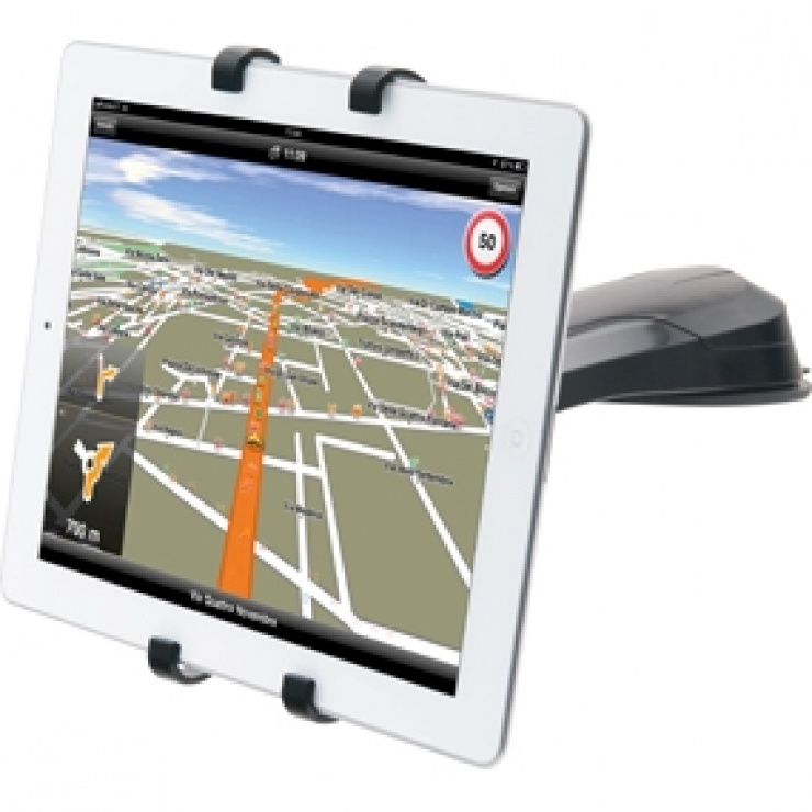 Imagine Suport Auto universal, cu grip, pt. tablete, Cellular Line
