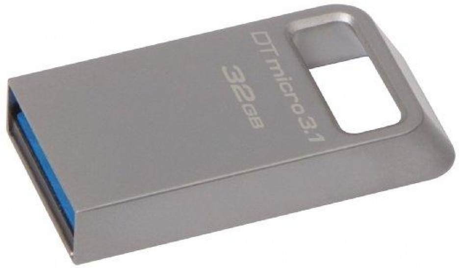 Imagine Stick DataTraveler Micro 32GB USB 3.1/3.0, Metal, Kingston