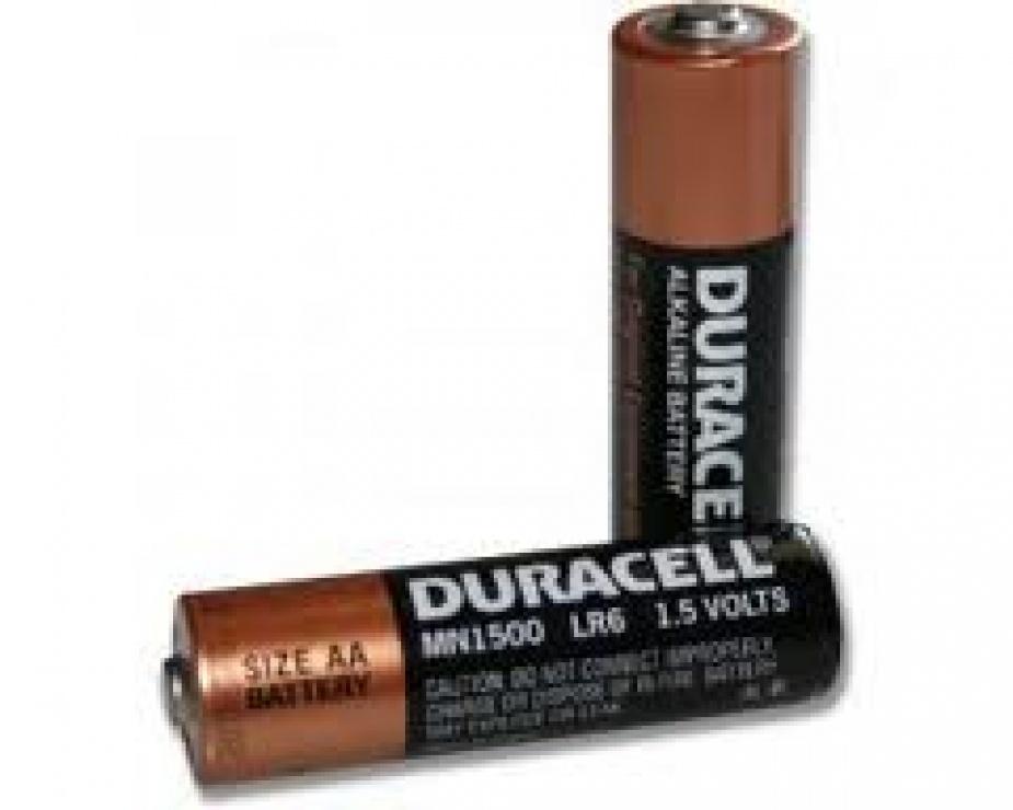 Imagine Set 2 baterii Duracell AA LR6 Blister