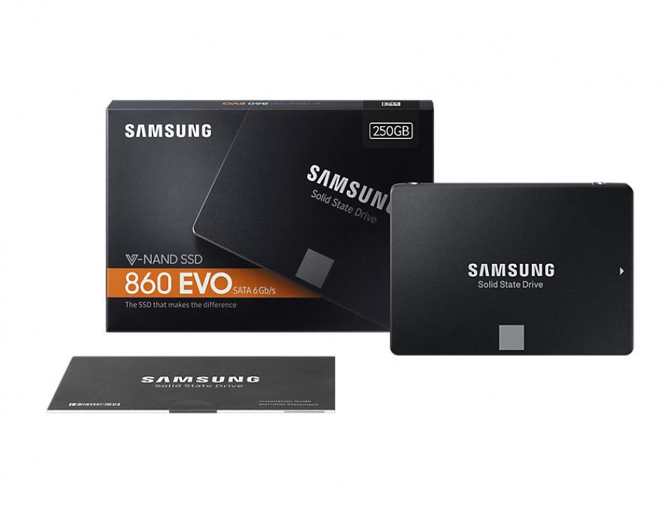 """Imagine SSD Samsung 2.5"""" SATA 860 EVO 250GB"""