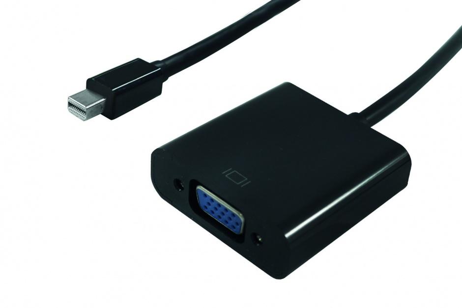 Imagine Adaptor Mini Displayport la VGA T-M, S3205