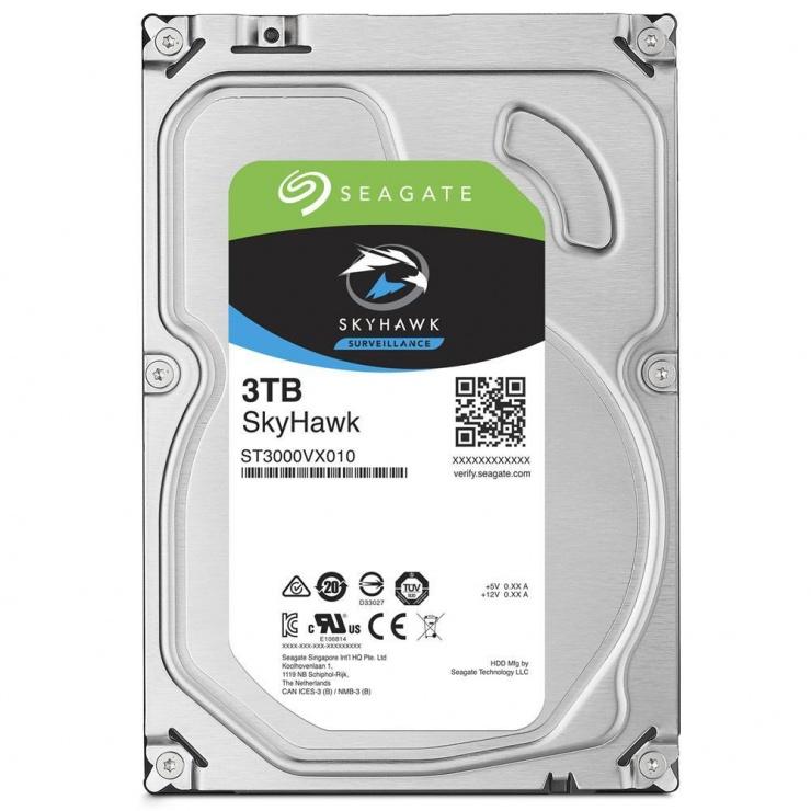 "Imagine HDD 3TB 5900 64M S-ATA3 ""SkyHawk"" SEAGATE"