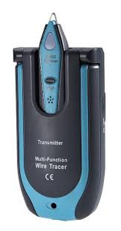 Imagine Tester multifunctional pentru cabluri RJ 45, RJ 11, Gembird T-WT-01