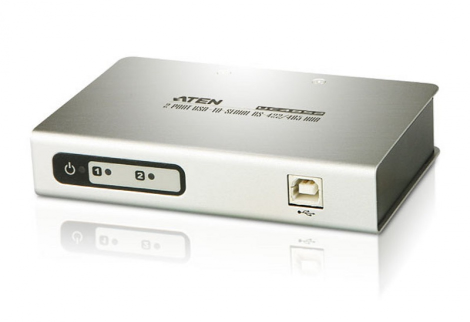 Imagine USB la serial RS-422/485 2 porturi, ATEN UC4852
