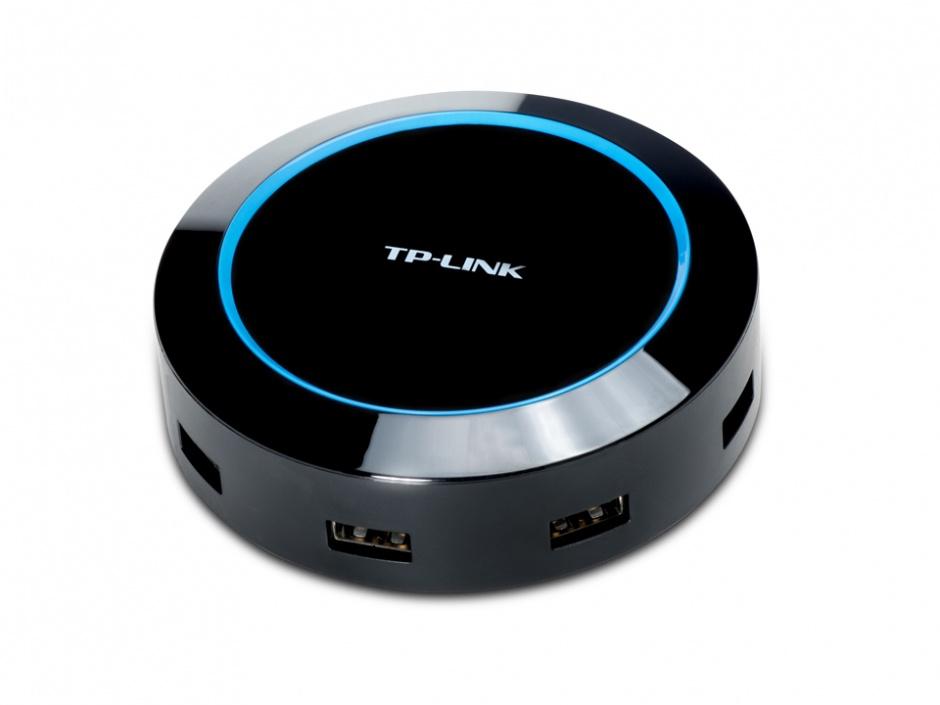 Imagine Incarcator priza 5 porturi USB, TP-LINK UP525