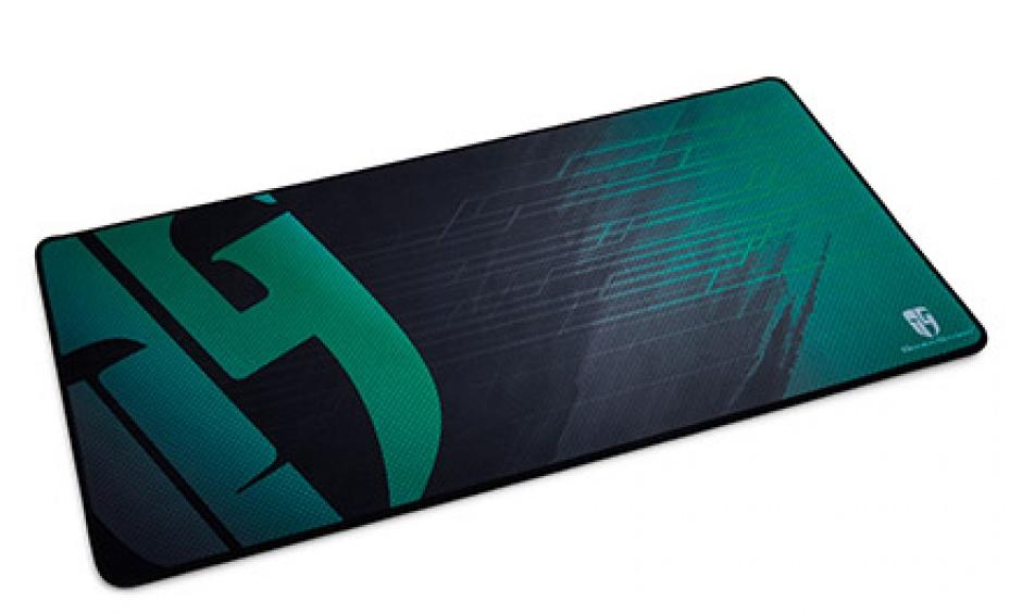 Imagine Mousepad gaming 800x400 negru, DEEPCOOL E-PAD PLUS
