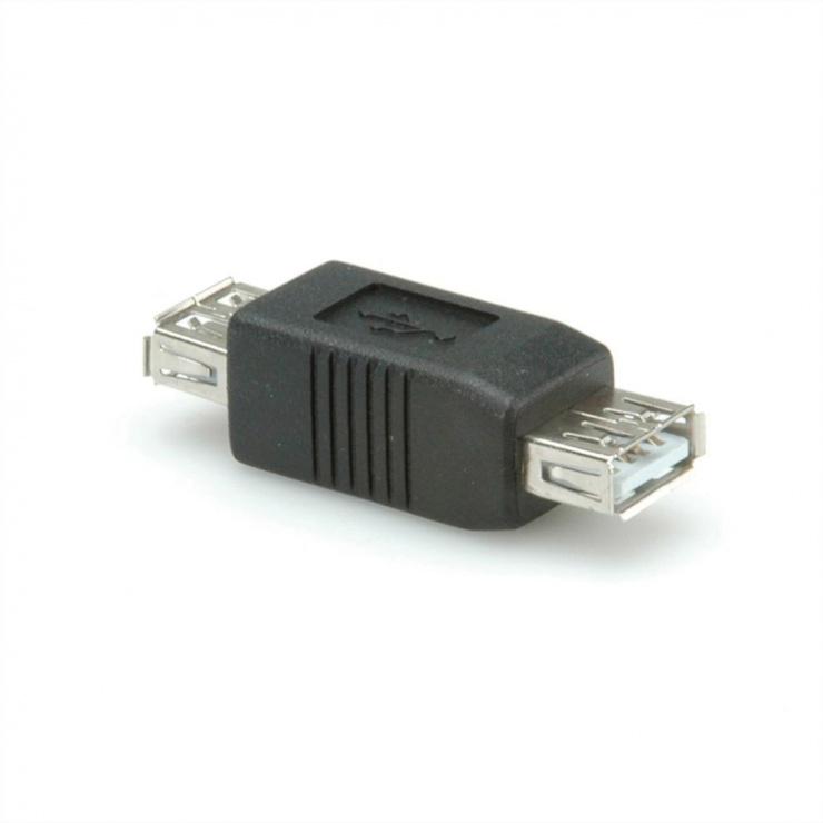 Imagine Adaptor USB-A M-M, Roline 12.03.2960