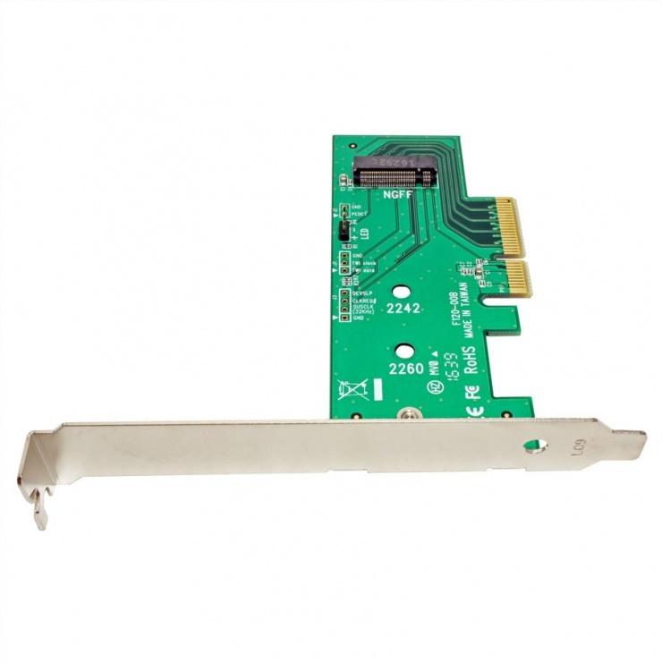 Imagine PCI Express la 1 x M.2 NGFF, Roline 15.06.2192