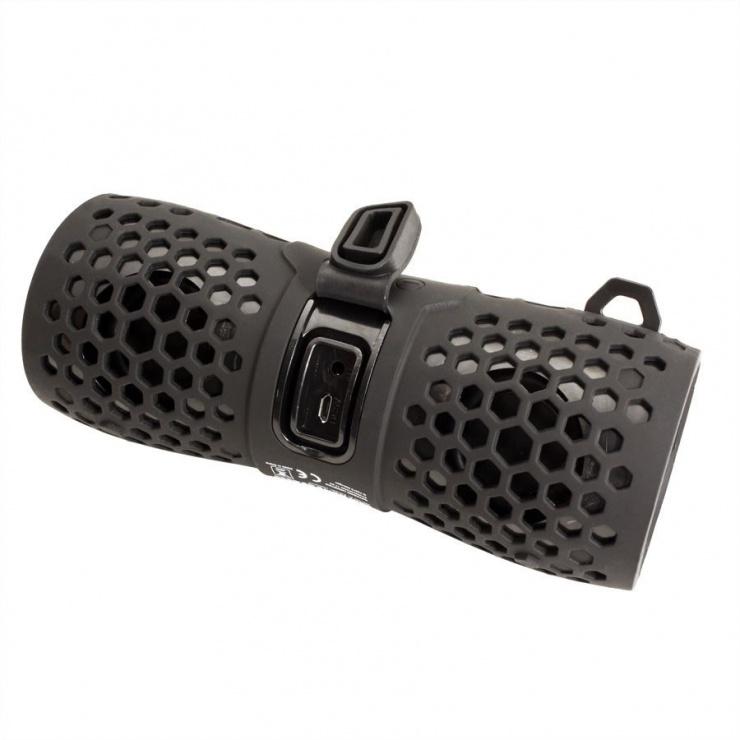 Imagine Boxa portabila Bluetooth waterproof, Roline 15.08.0990-4