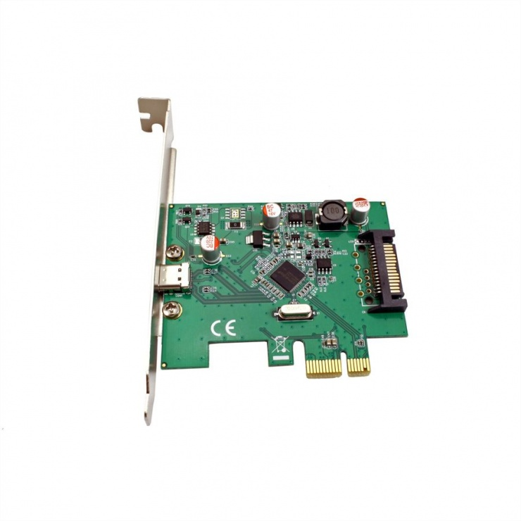 Imagine Placa PCI Express la 1 x USB 3.1 tip C, Value 15.99.2119