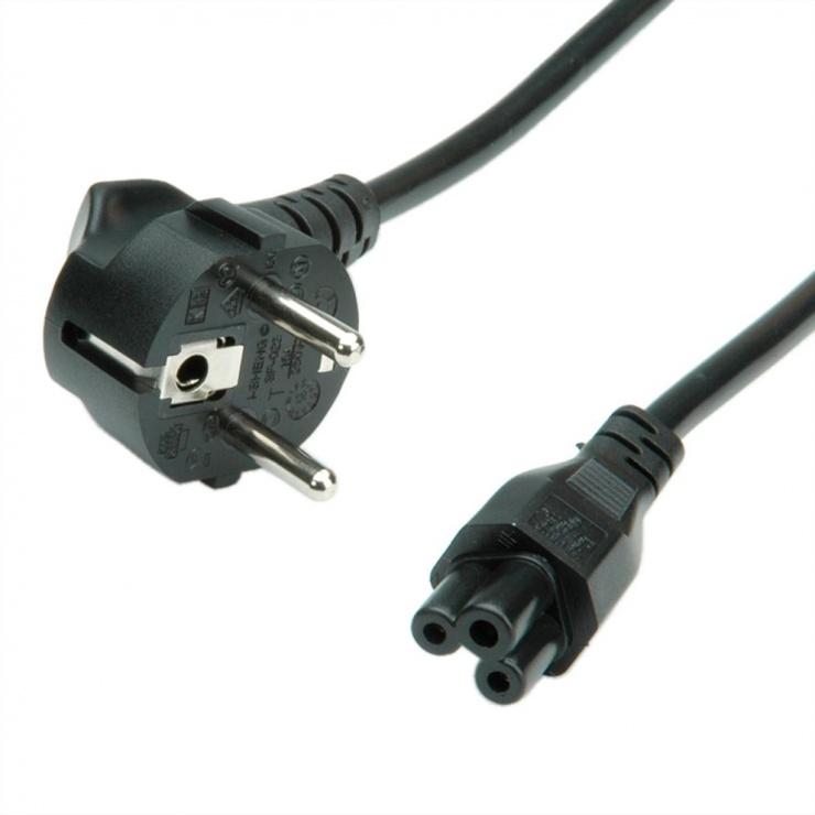 Imagine Cablu alimentare pentru NoteBook Mickey Mouse C5 1.8m, Roline 19.08.1028