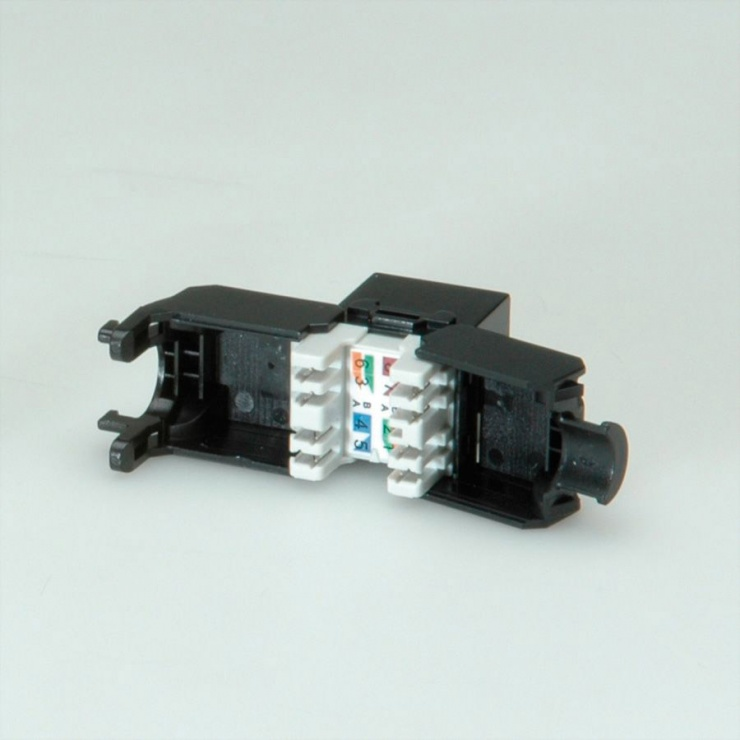 Imagine Keystone modular Cat.6, RJ-45, Roline 26.11.0352-2