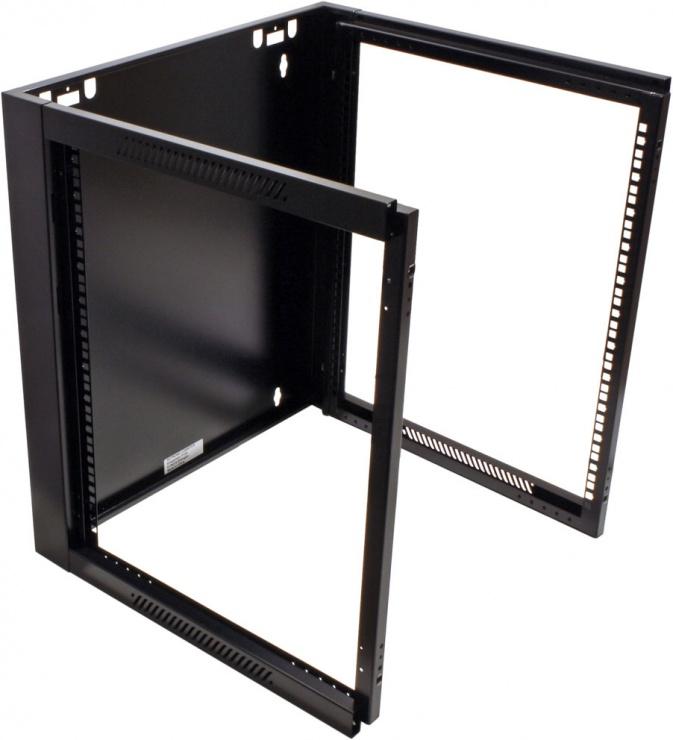 """Imagine Cabinet perete/Rack 19"""" 12U 640x570x600 mm, Value 26.99.0152"""