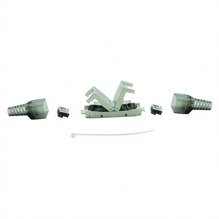 Imagine Conector de retea RJ45 cat 6A STP, Value 26.99.0380-2