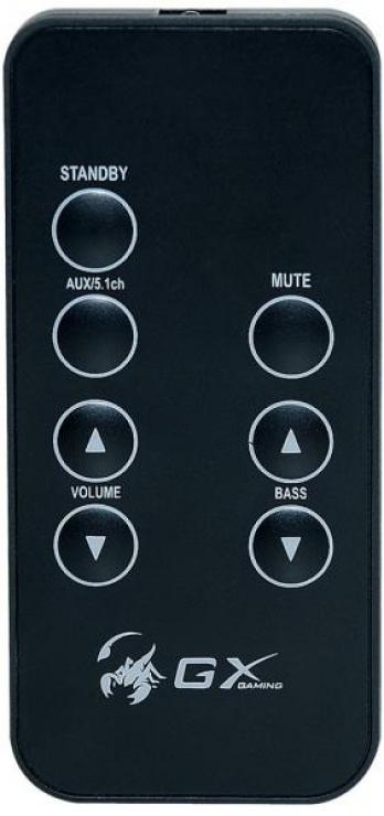 Imagine Boxe 5.1 cu telecomanda wireless SW-G5.1 3500, Genius