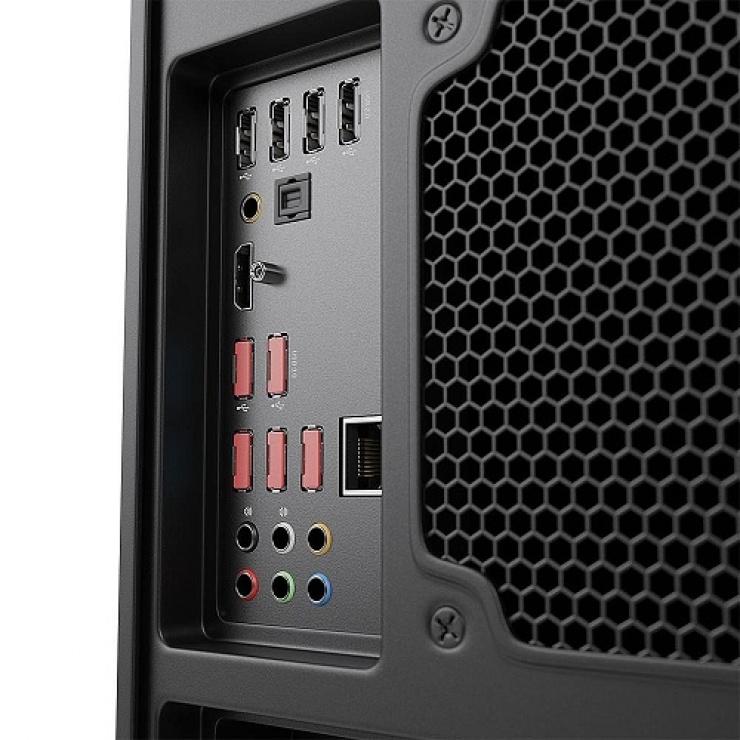 Imagine Cheie pentru blocarea portului USB-A (L40460 & L40450) Roz, Lindy L40620-4