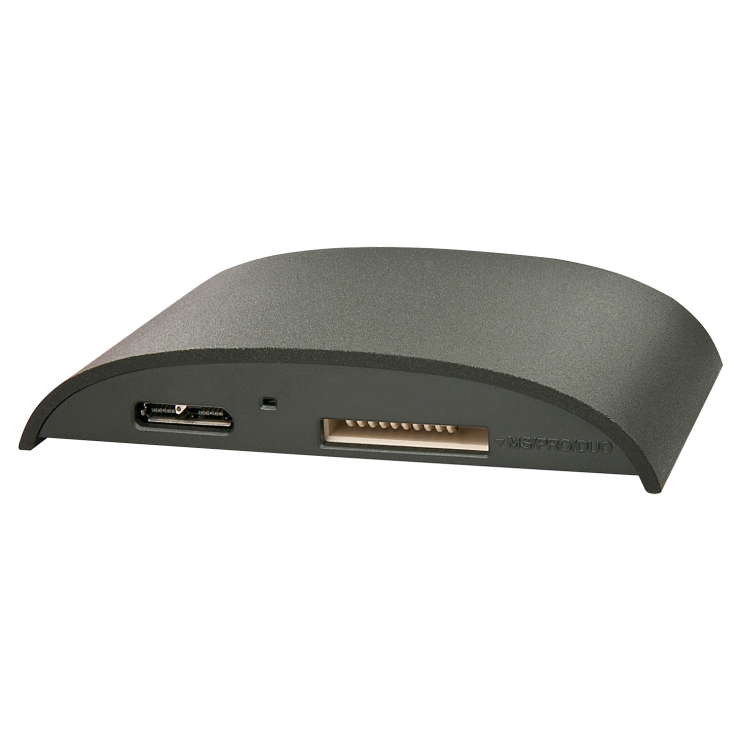 Imagine Cititor de carduri USB 3.1 la UHS-II, Lindy L43163-1