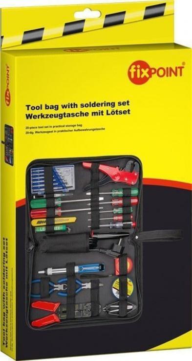 Imagine Trusa service cu kit lipit/sudura, FixPOINT 45243-4