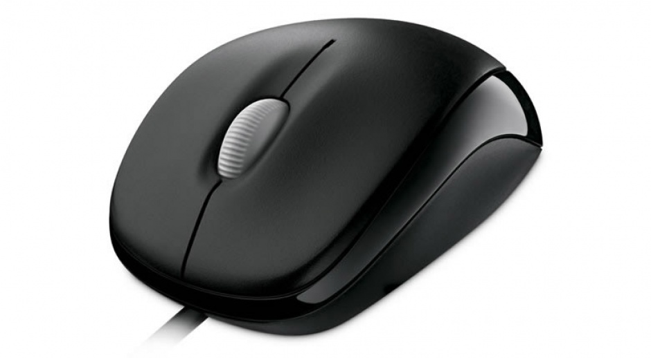 Imagine Mouse USB optic Negru, Microsoft 4HH-00002-3