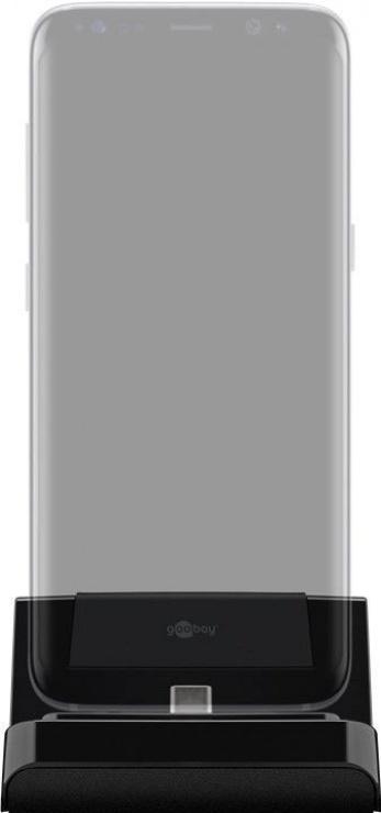 Imagine Statie de incarcare (incarcator priza) USB-C 5V/2A, Goobay 62076