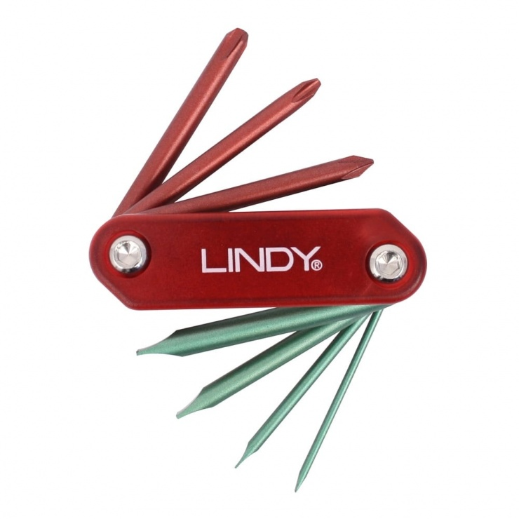 Imagine Set 7 piese Flathead & Philips, Lindy L43037