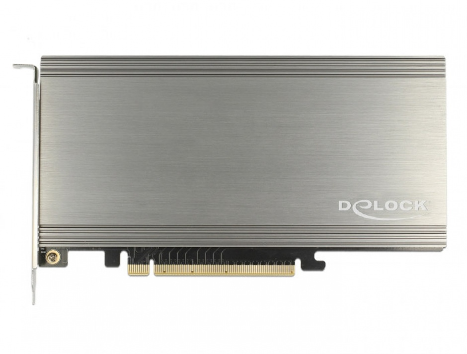 Imagine PCI Express cu 2 porturi interne NVMe M.2 Key M, Delock 89961