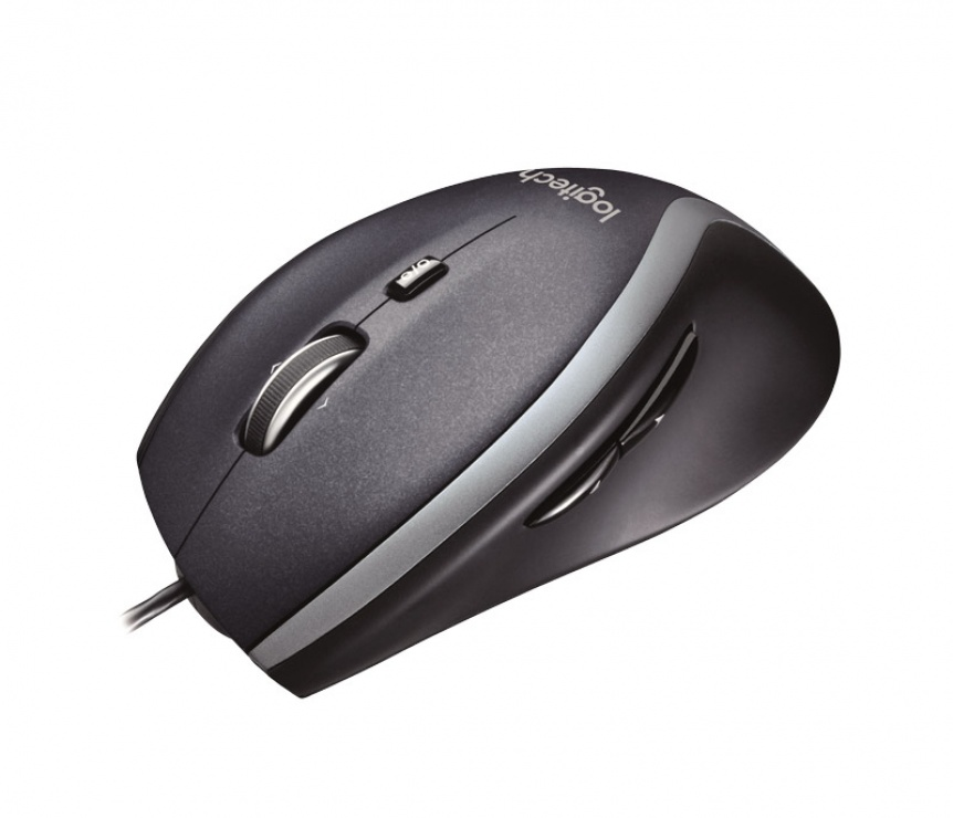 Imagine Mouse laser USB M500 Negru, Logitech-2