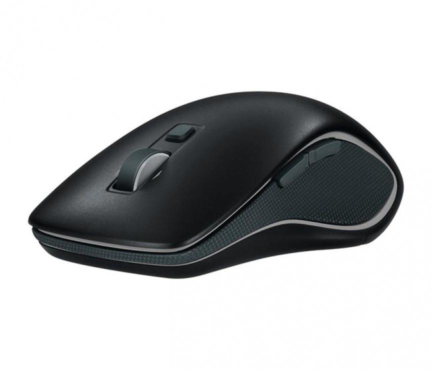Imagine Mouse wireless M560 Black, Logitech 910-003882