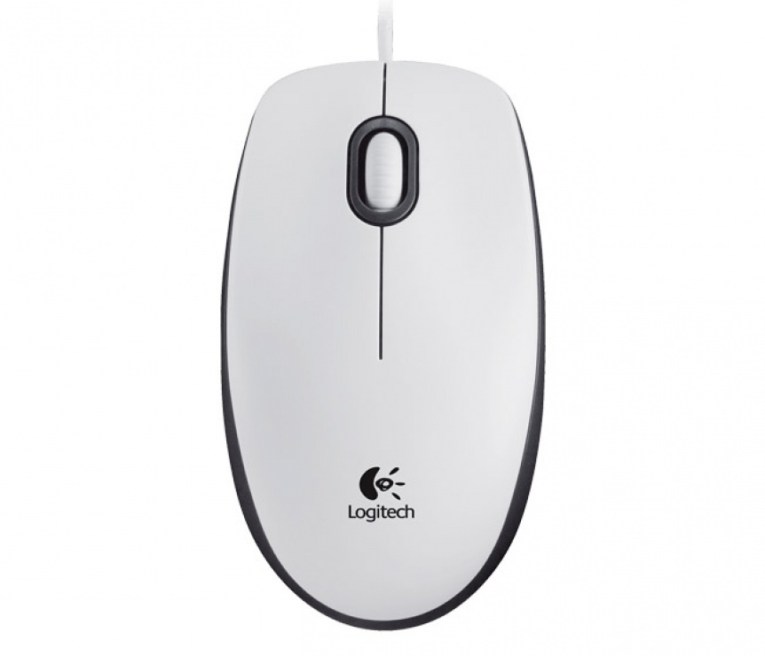 Imagine Mouse USB M100 Alb, Logitech