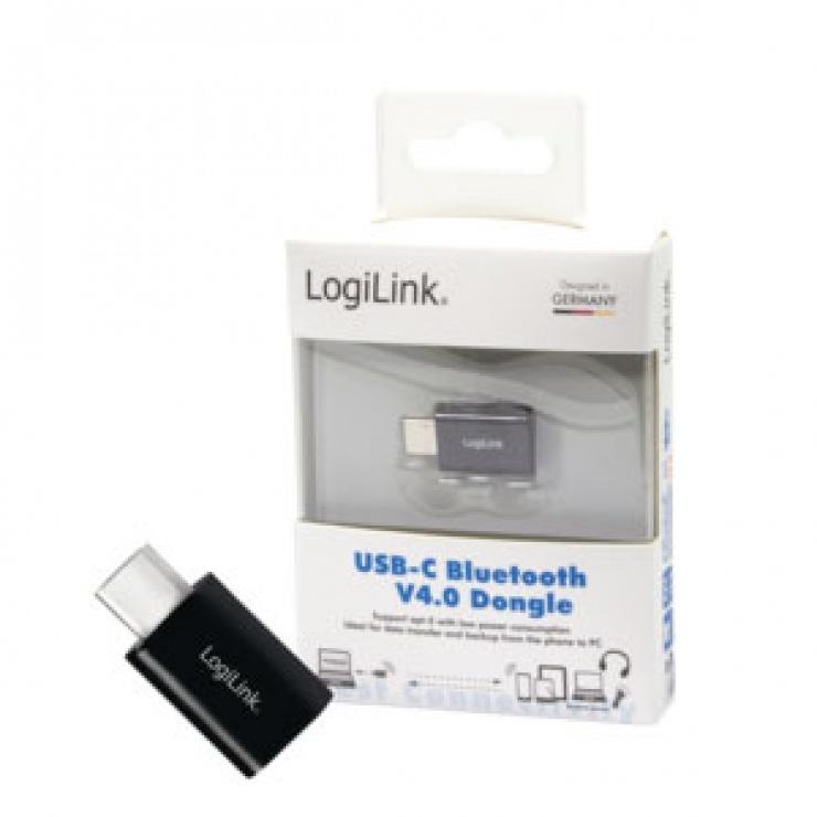 Imagine Bluetooth USB-C V4.0, Logilink BT0048