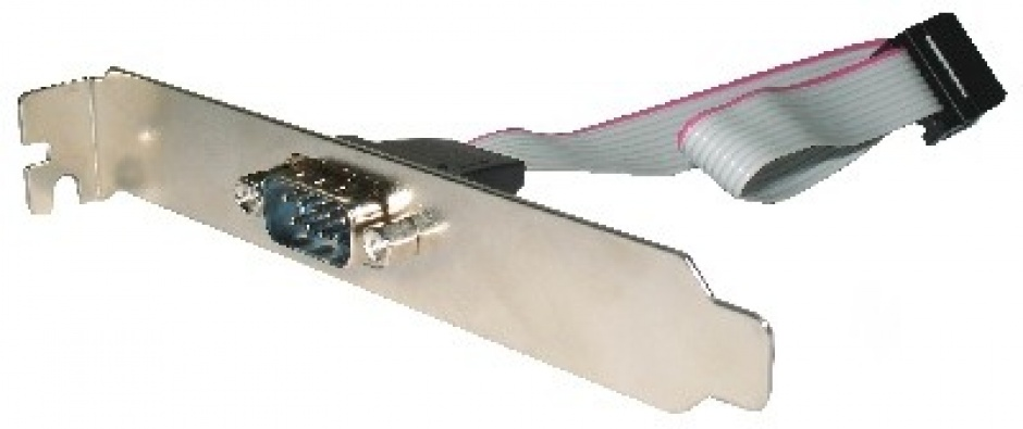 Imagine Bracket cu un port serial DB9, Gembird CCDB9RECEPTACLE
