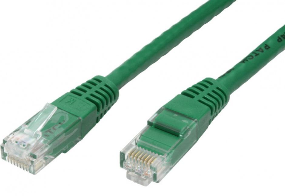 Imagine Cablu de retea RJ45 MYCON UTP Cat.6 3m Verde, CON1553-1