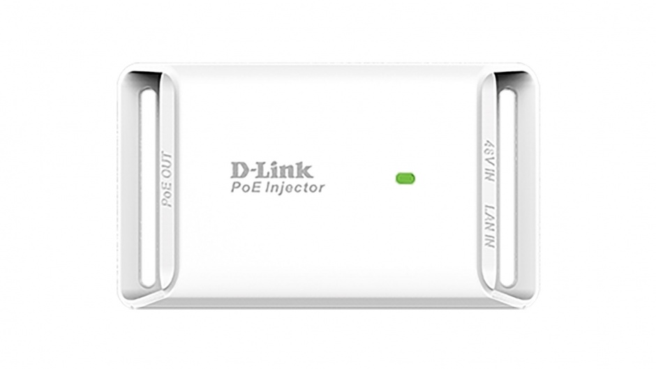 Imagine Injector PoE 1 port Gigabit, D-LINK DPE-101GI-1