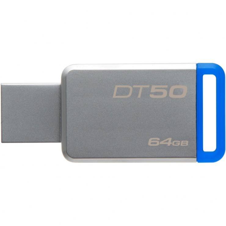 Imagine Stick USB 3.0 64GB KINGSTON DataTraveler50, DT50/64GB-1