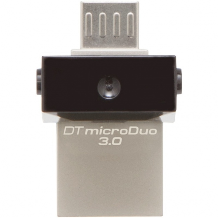 Imagine Stick USB 3.0 32GB KINGSTON DATA TRAVELER MicroDuo OTG, DTDUO3/32GB-1