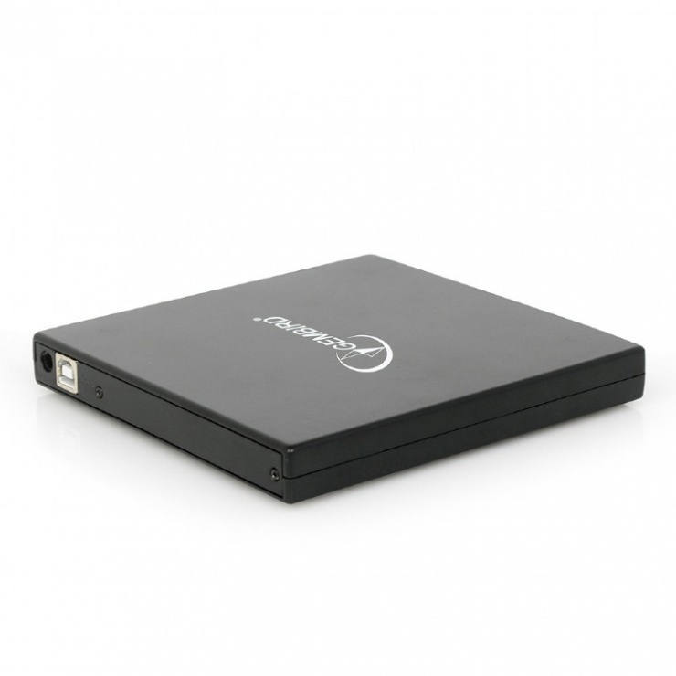 Imagine Unitate optica externa DVDRW, Gembird DVD-USB-02-4