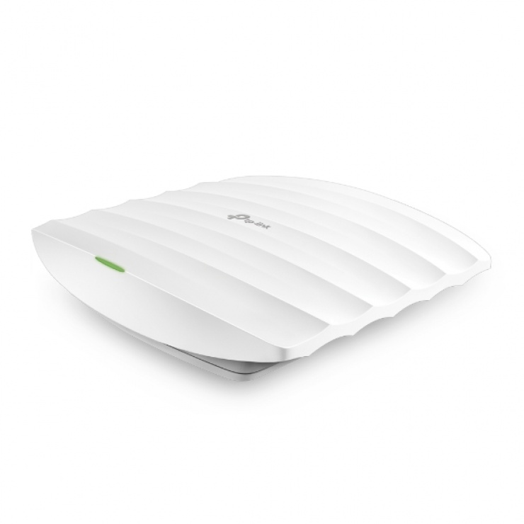 Imagine Acces Point wireless 300Mbps, montare pe tavan, TP-LINK EAP110-2