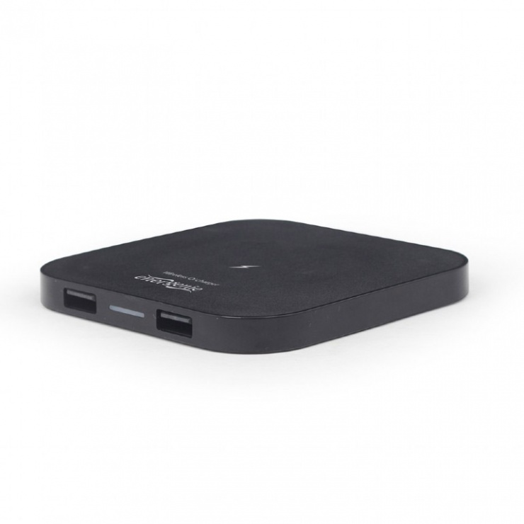 Imagine Incarcator wireless QI 5W, Gembird EG-WCQI-02-1