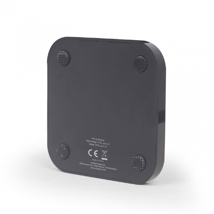 Imagine Incarcator wireless QI 5W, Gembird EG-WCQI-02-4