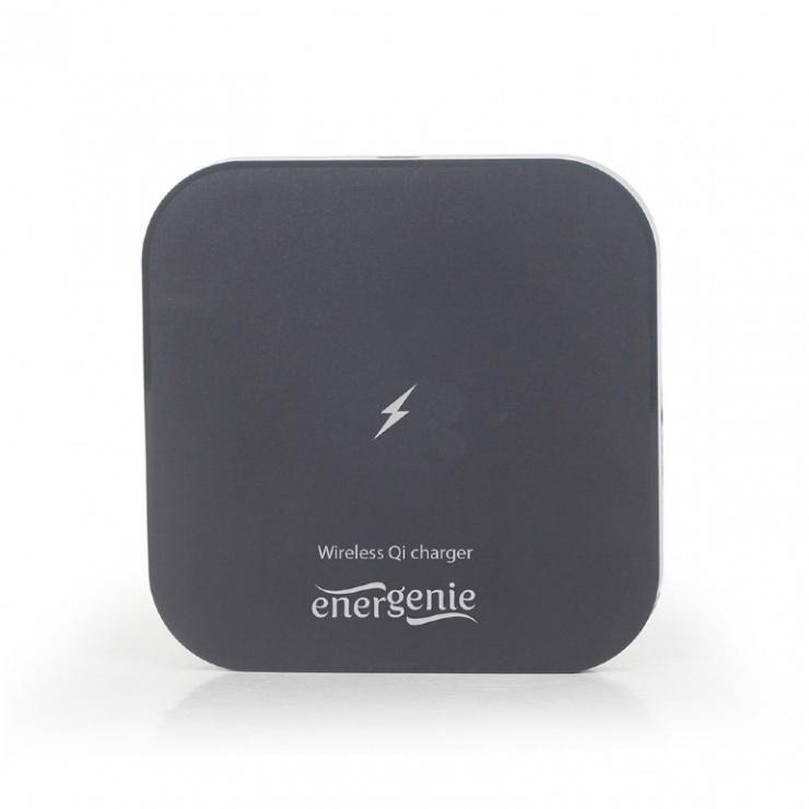 Imagine Incarcator wireless QI 5W, Gembird EG-WCQI-02-5