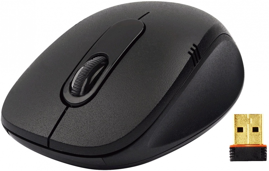 "Imagine MOUSE A4TECH G3 Wireless 2.4G, V-track Padless, Black ""G3-630N"""